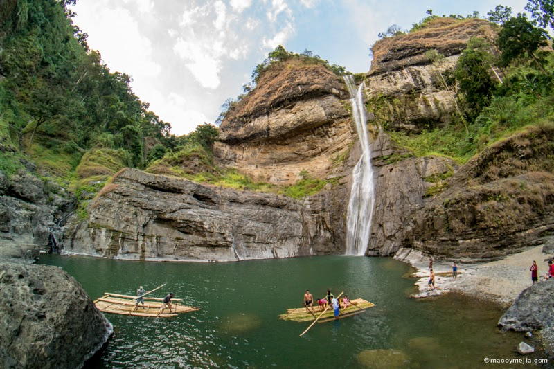 Waterfalls In The Philippines Aw Asen Falls In Sigay Ilocos Sur