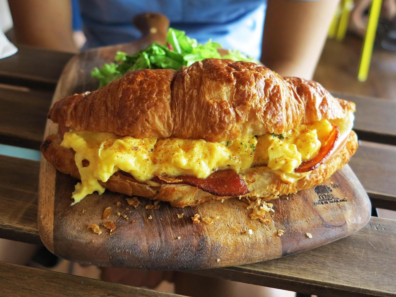Breakfast Butter Croissant