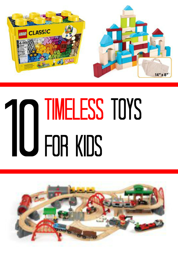 Toys For Kids 8 10 : Thinking of gifts for your children how about timeless