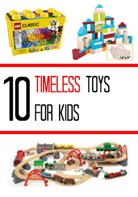 Timeless toys for kids to pass on to the next generation