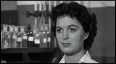 Faith Domergue in It Came from Beneath the Sea