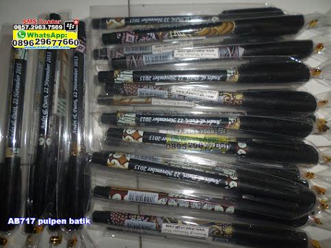 pulpen batik grosir