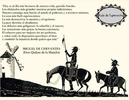 Seamos Quijotes
