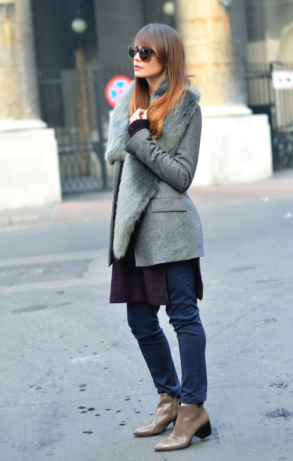 blogi o modzie | blog modowy | blog o modzie | najlepszy blog o modzie | blogerka modowa z krakowa | buty korsa | szara marynarka | etola | plaszcz jesien zima 2015