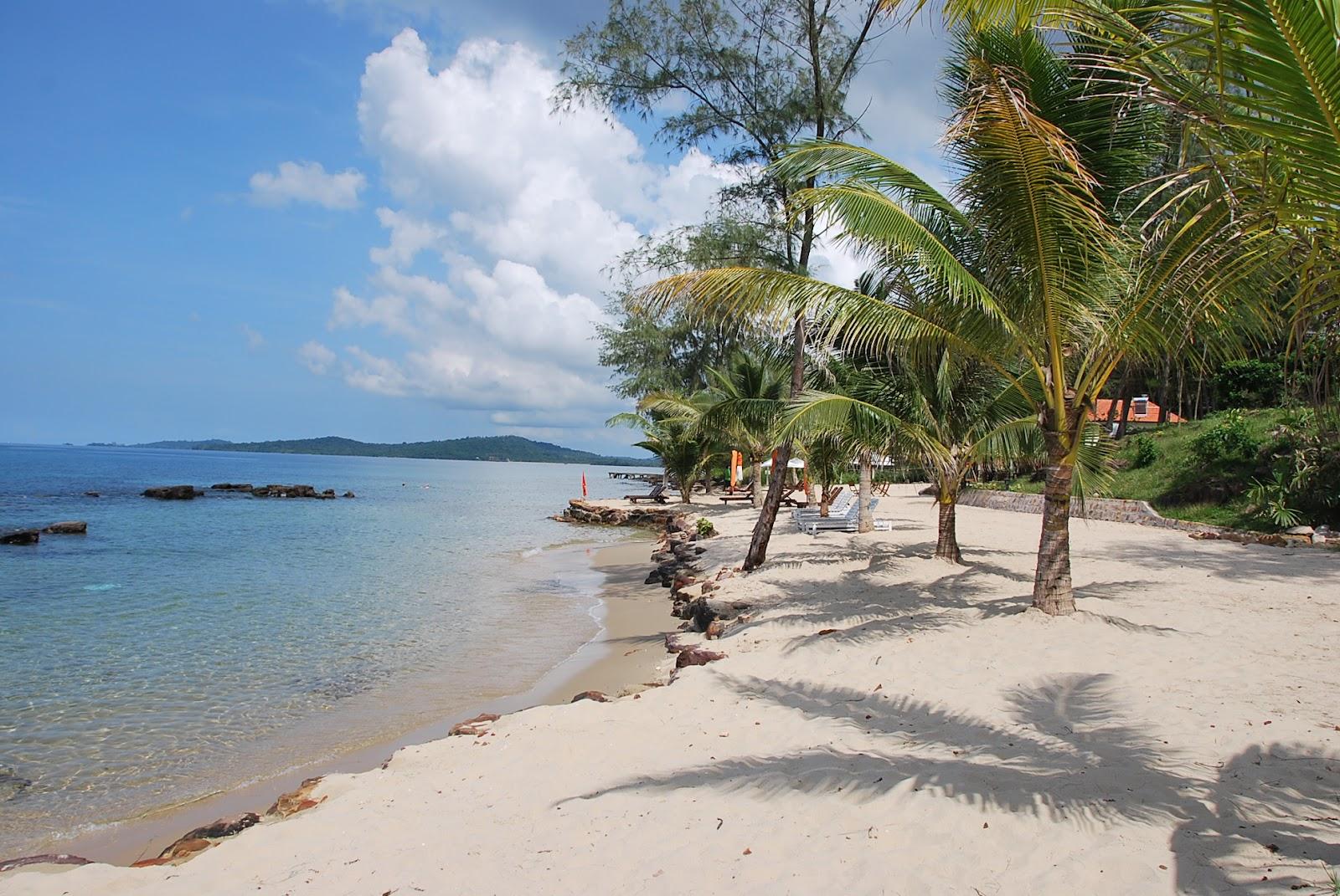 Bãi biển khu vực Bắc Đảo Phú Quốc