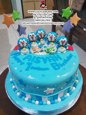 Kue Tart Doraemon Daerah Surabaya - Sidoarjo