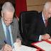 توقيع اتفاقية إطار لمراقبة حماية المعطيات ذات الطابع الشخصي