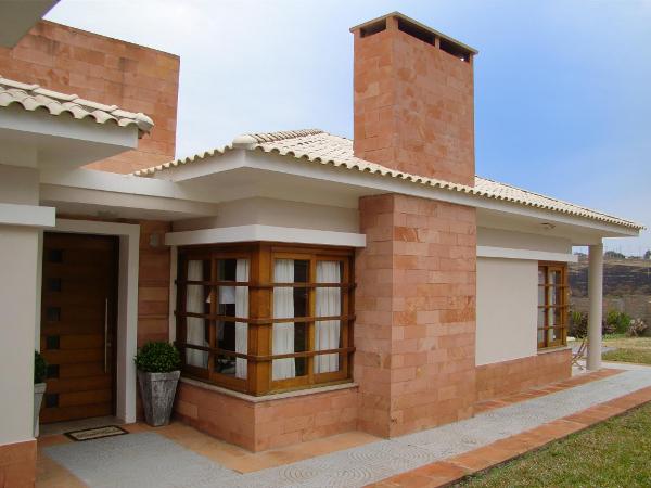 Casas pequenas baratas e aconchegantes for Ver modelos de casas pequenas
