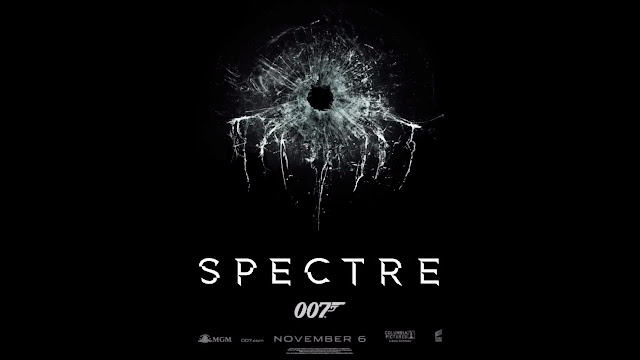 new James Bond poster S.P.E.C.T.R.E. movie desktop