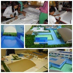 PROJETO: Núcleos de Aprendizagem - MAQUETE ARQUITETÔNICA ( A escola dos sonhos)
