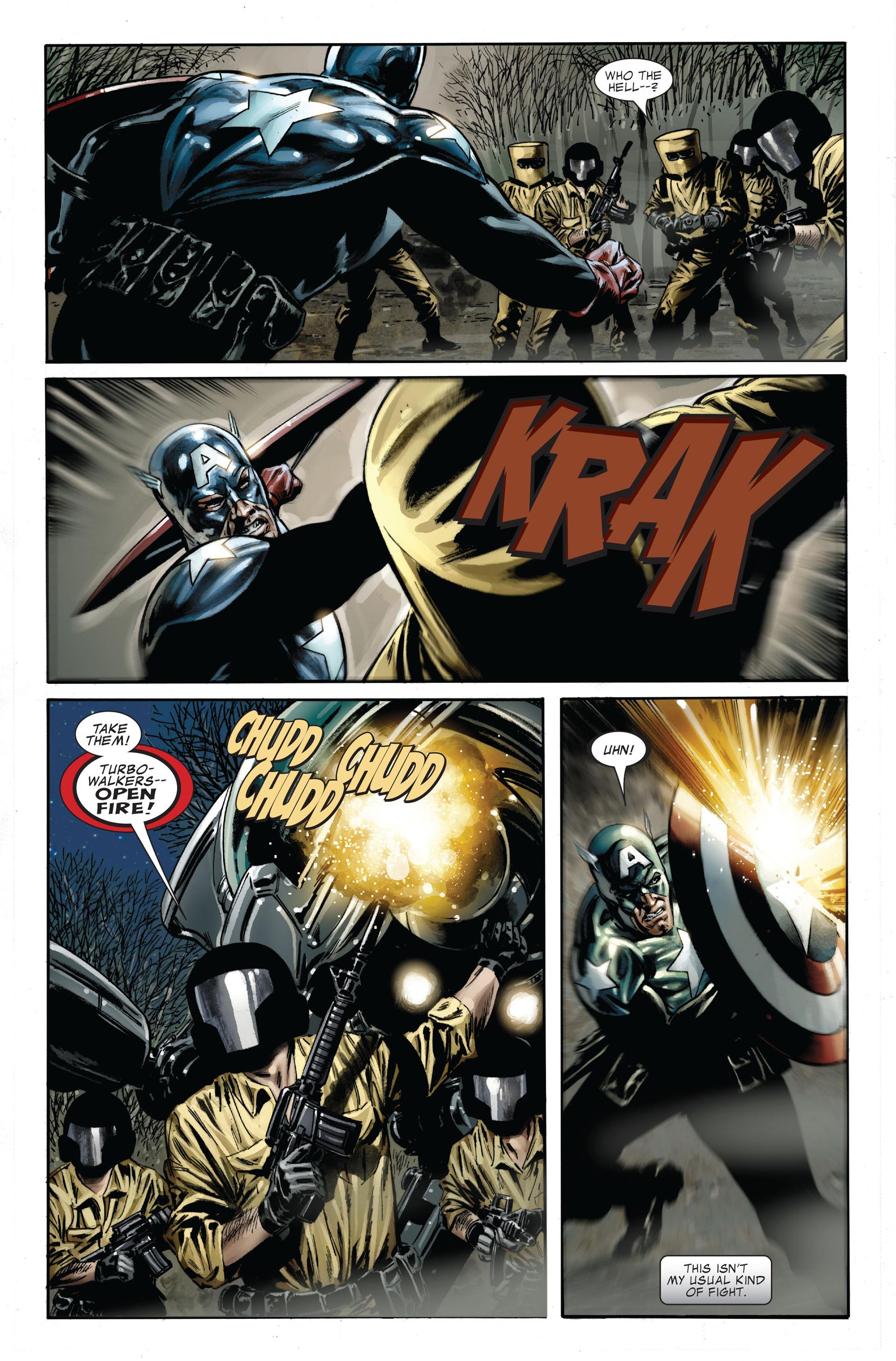 Captain America (2005) Issue #34 #34 - English 11