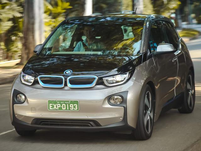 BMW i3 poderá ser recarregado no Pão de Açucar