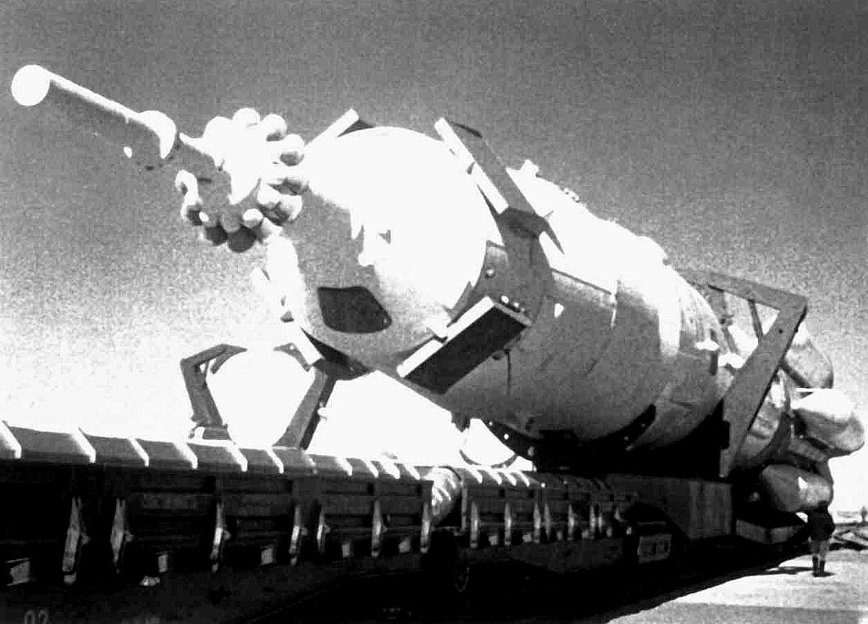 60s Soviet space program  crossword puzzle clue