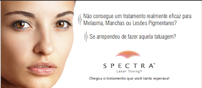 Spectra Laser Toning | Clínica Weiss | Hugo Weiss Dermatologia