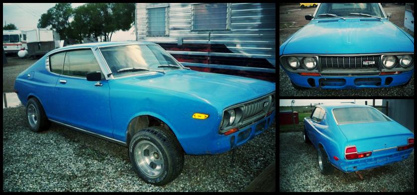 CARTICULAR: Craigslist Find: '74 Datsun 710