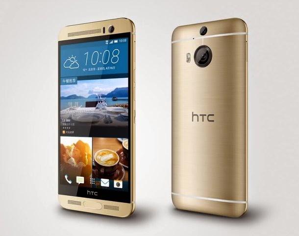 HTC One M9 Plus resmi di umumkan, dibekali sensor sidik jari
