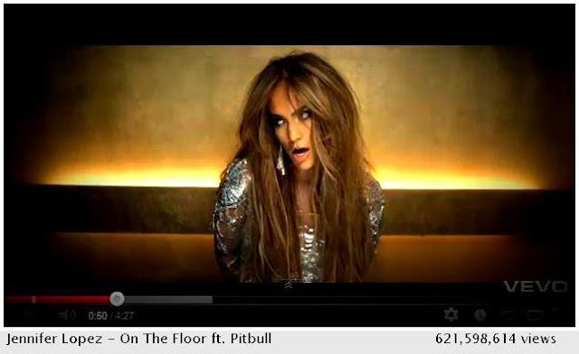 Jennifer Lopez Pitbull