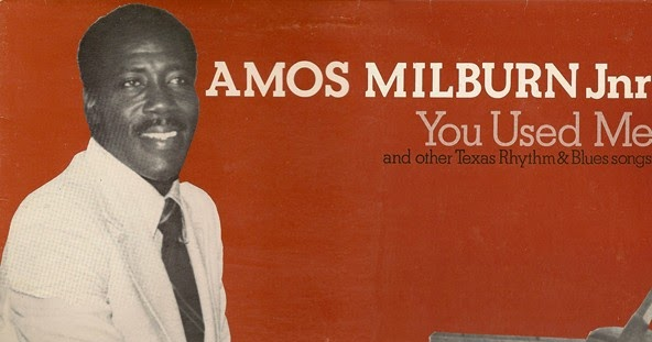 Amos Milburn Jr. You Used Me