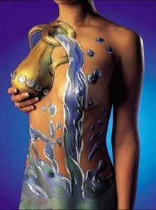 Body Painting Wanita2 Sexy
