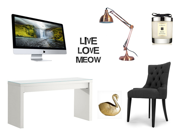 A little home office wishlist