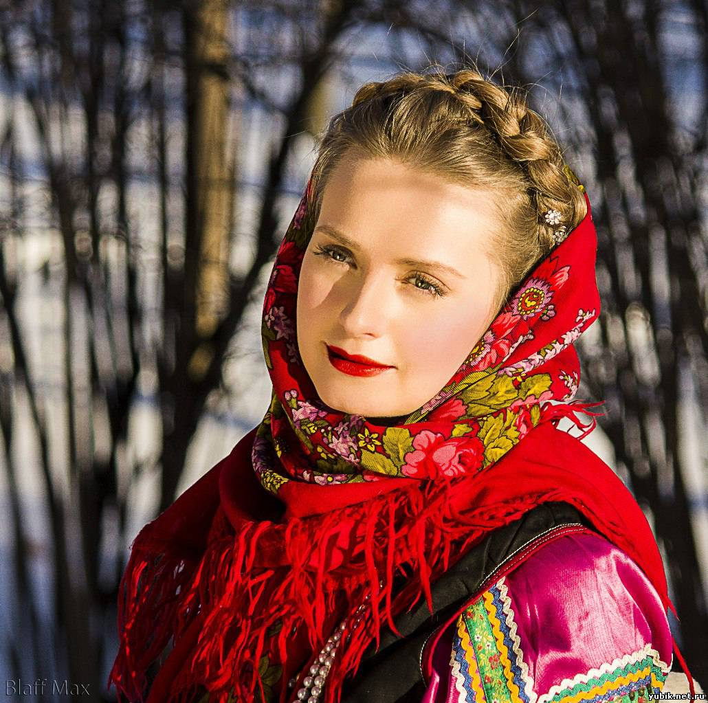 В русском лесу девушки фото — img 9