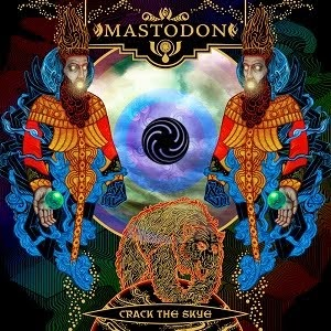 CDs in my collection: Crack the Skye by Mastodon