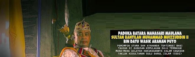 ::SULTAN SULU SSDI 2013::