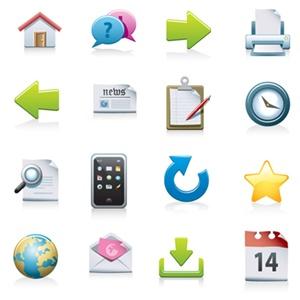 Icon Gratis Untuk Blog dan Website