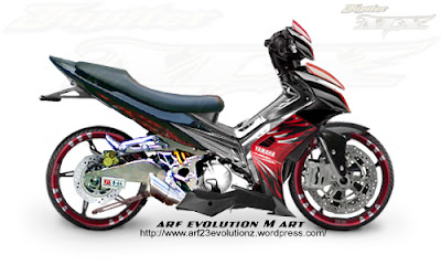 Modif New Jupiter Mx Minimalis