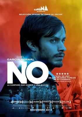 Cartel de la película NO