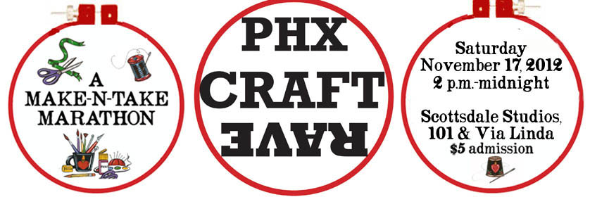 Phoenix Craft Rave 2012