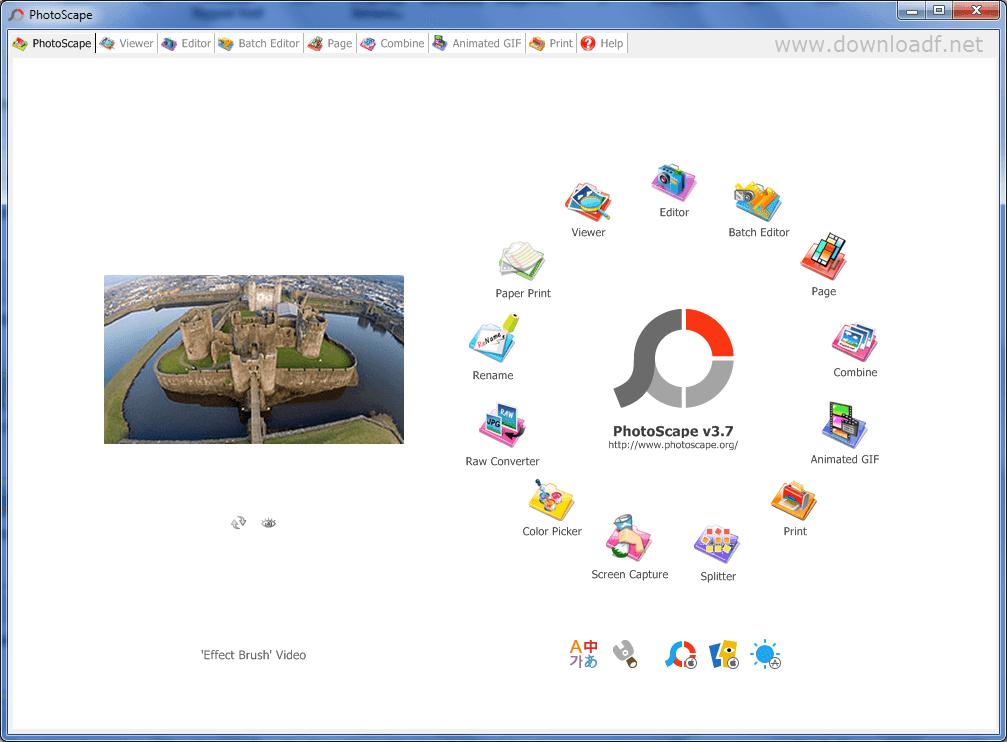PhotoScape 2015