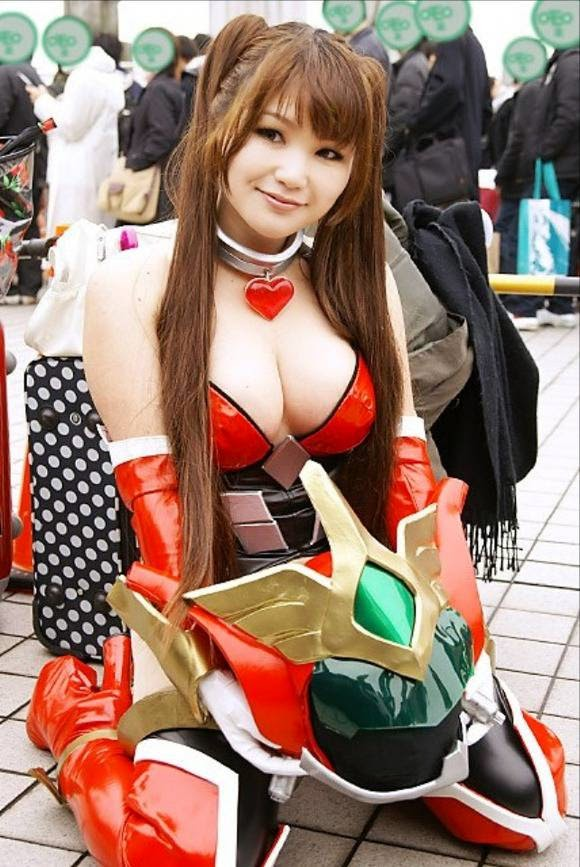 hot japanese cosplayer 03