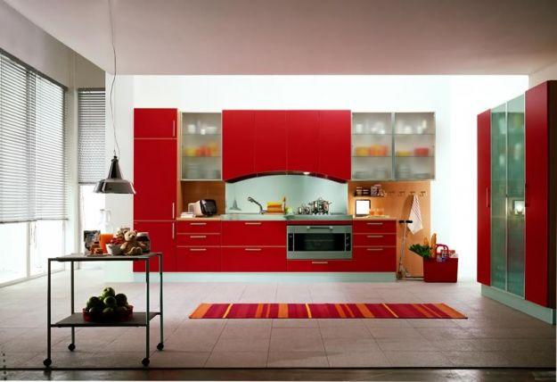 Amedeo liberatoscioli consigli utili arredare una cucina con soggiorno - Consigli arredamento soggiorno ...