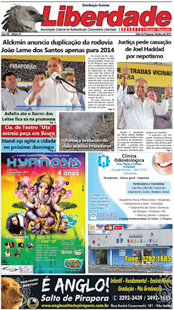 Jornal Liberdade (Arquivo)