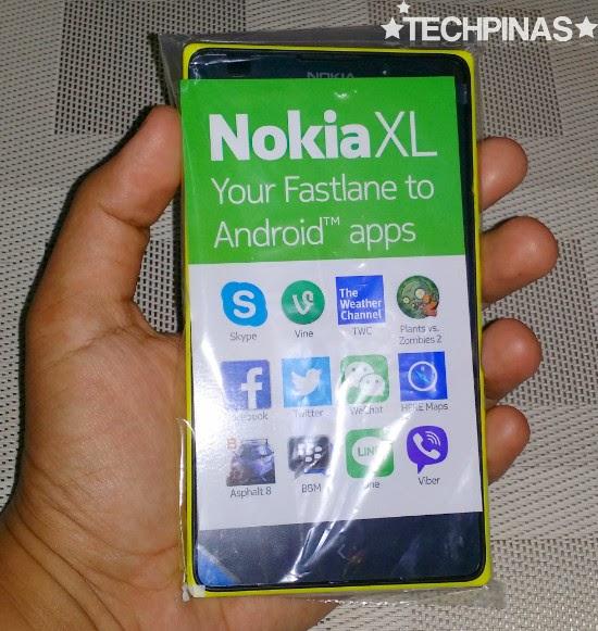 Nokia XL Philippines, Nokia XL Android Smartphone, Nokia XL, Nokia Android Phablet