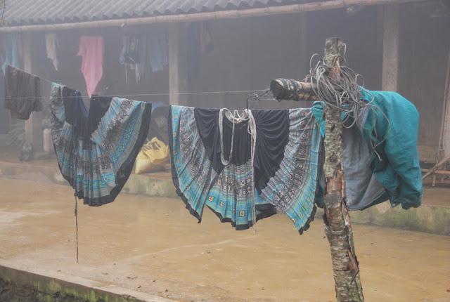 Village et Musée de l'espace culturel de Muong, Hoa Binh
