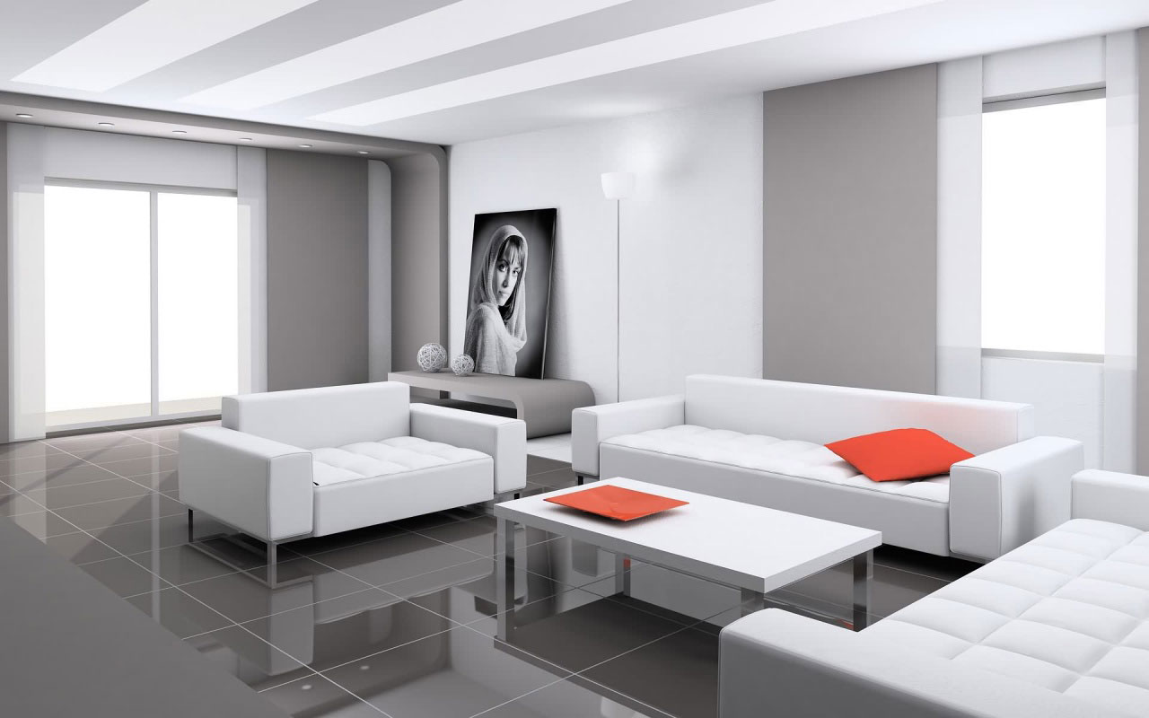 2 Bedroom Apartment Interior Design