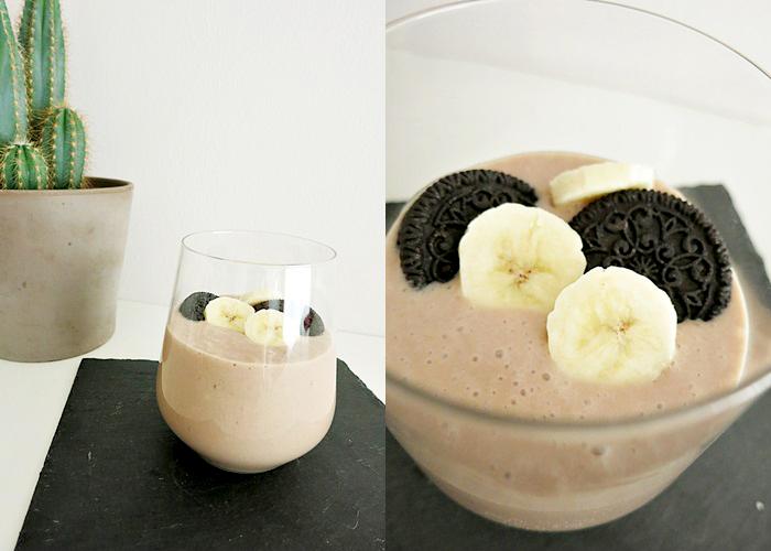 Nutella-Bananen-Shake