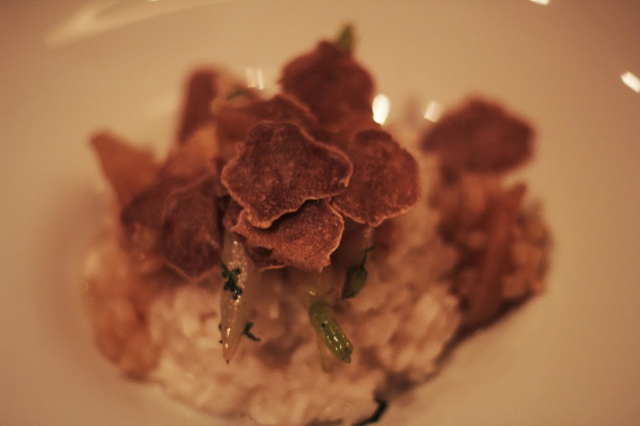 risotto vegan essen dinner grand hyatt