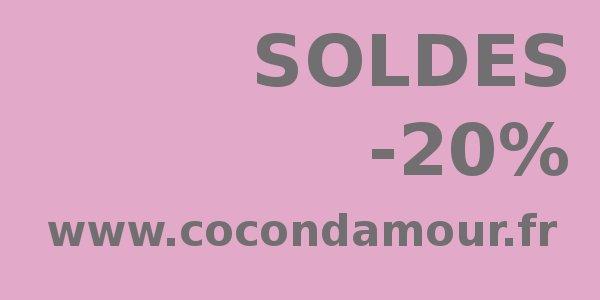 soldes cocon d 39 amour 20 notre boutique en ligne est disponible. Black Bedroom Furniture Sets. Home Design Ideas
