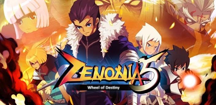 Zenonia 5