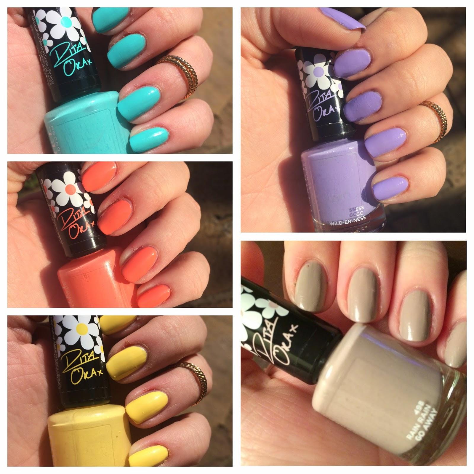Nail Polish By Rita Ora Woooaaah
