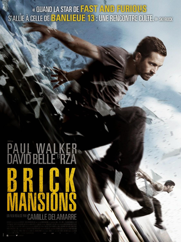 paul walker david belle brick mansions wallpapers - Paul Walker David Belle Brick Mansions wallpaper Pinterest