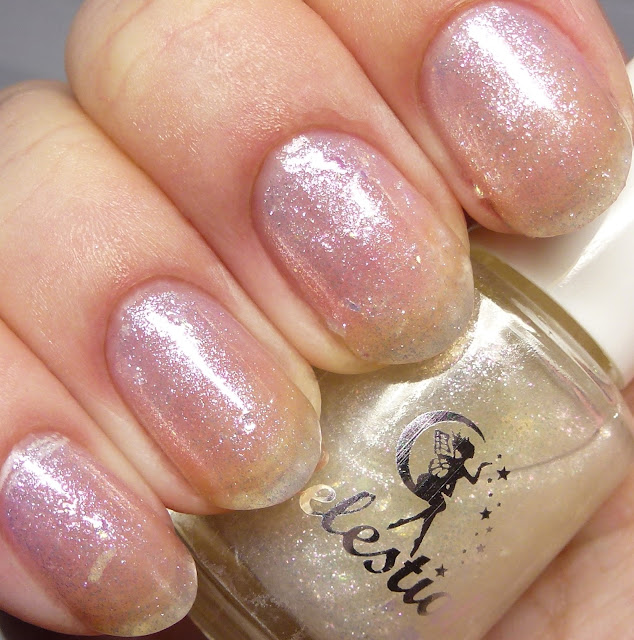 Celestial Cosmetics LE October 2015