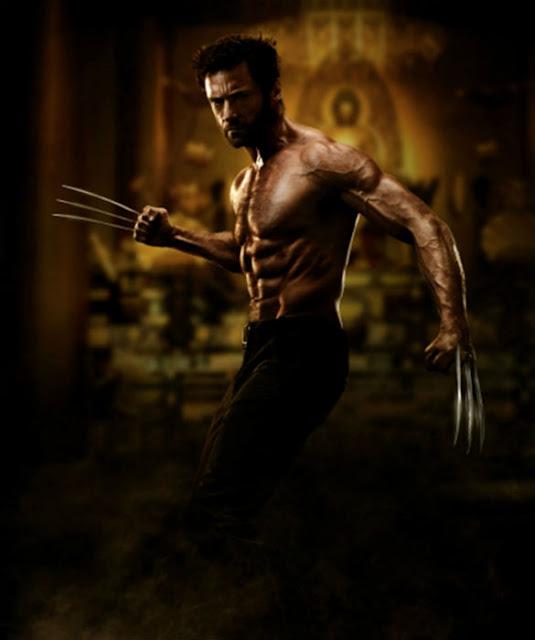 Wolverine - Hugh Jackman in X-men: Day of Future Past