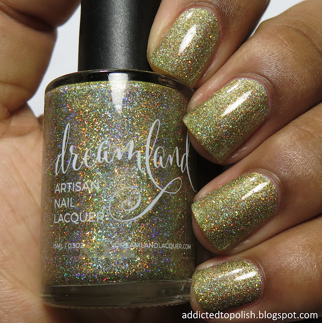 dreamland lacquer I made a promise