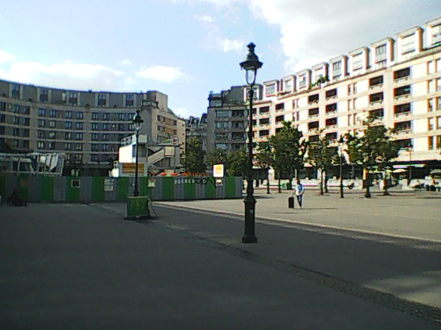 PARIS   GARE  DE  LYON  HECTOR  MALOT  STREET