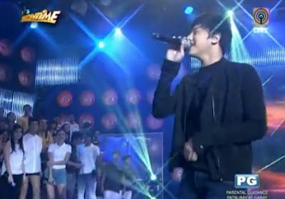 Daniel Padilla It's Showtime August 26 2013