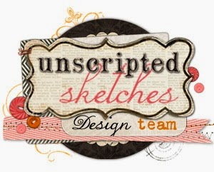 Honoured to be on the Design Team for Unscripted Sketches